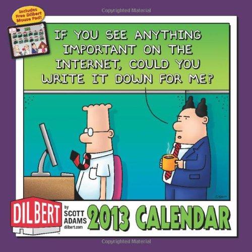Dilbert 2013 Calendar