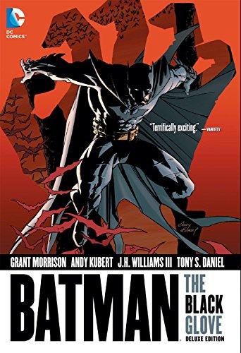 Batman Vs The Black Glove Dlx Ed HC (Batman (DC Comics Hardcover)) by Andy Kubert (Artist), Various (Artist), Grant Morrison (20-Jun-2012) Hardcover -