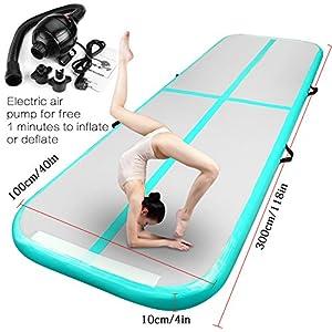 Airtrack matte, air tracks Gymnastik Tumbling matten Floor Trainingsmatten...