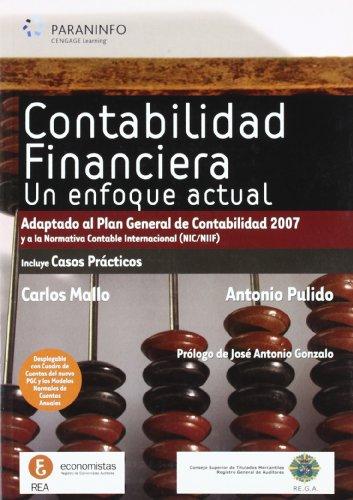 Contabilidad financiera. Un enfoque actual por CARLOS MALLO RODRIGUEZ
