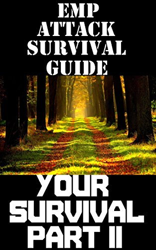 EMP Attack Survival Guide: Your Survival Part II: The Ultimate Beginner's Guide On How To Stay Alive In An EMP Attack Part II (English Edition)