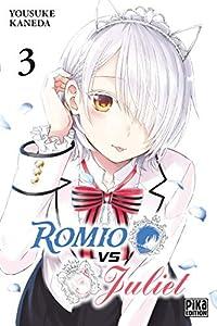 Romio Vs Juliet Edition simple Tome 3