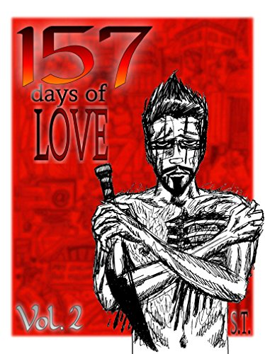 157 Days of Love: Wordless contemporary romance graphic novel and love story (English Edition)