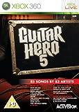 Cheapest Guitar Hero 5 (solus) on Xbox 360