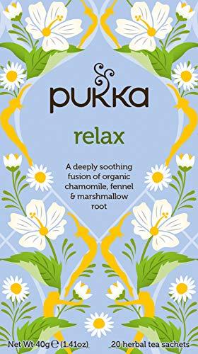 Pukka | Relax | 1 X 20Bags