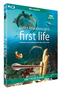David Attenborough's - First Life [ 2010 ] [ Blu-Ray ]