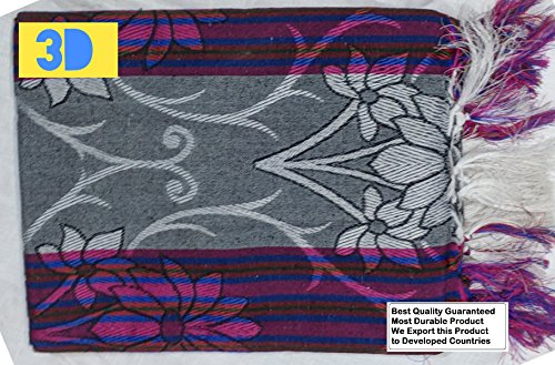Thick bedsheet for single bed sheet for home 100% cotton solapur chaddar single solapuri chadar blanket  available at amazon for Rs.399