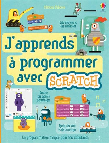 J'apprends  programmer avec Scratch