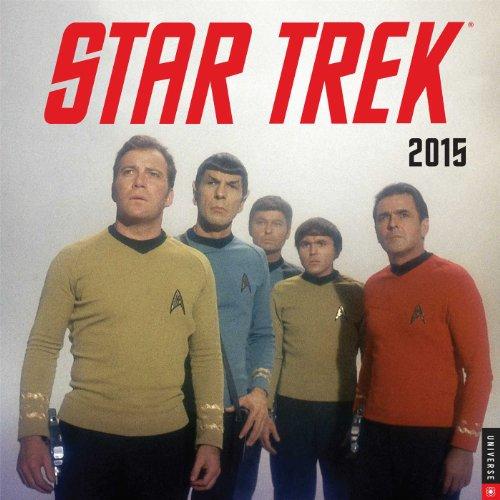 Star Trek 2015 Wall Calendar: The Original Series par CBS