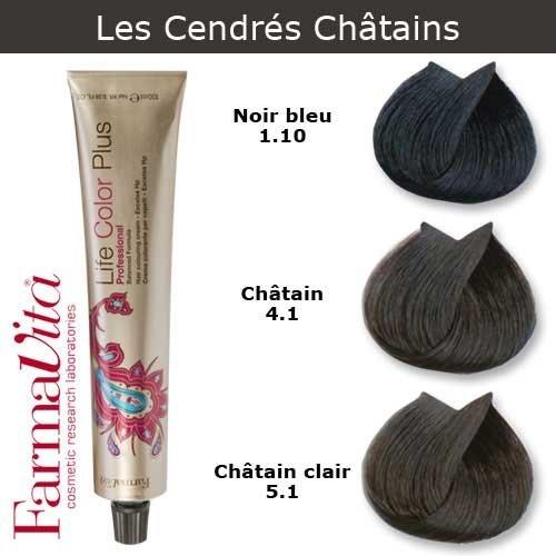 Permanente cheveux cendre - Couleur chatain cendre ...
