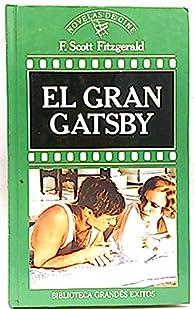 El gran Gastby par Francis Scott Fitzgerald