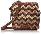 Gerry Weber Sunrise Shoulder Bag V, S 4080003593 Damen Schultertaschen 19x1x20 cm (B x H x T), Violett (purple 350)