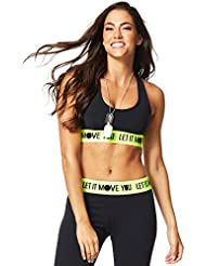 Zumba Fitness Let It Move You Soutien-gorge Fille