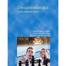 Direccion Estrategica/strategic Direction: Nuevas Perspectivas Teoricas