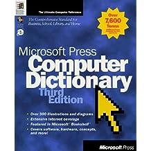 Microsoft Press Computer Dictionary. 3th edition