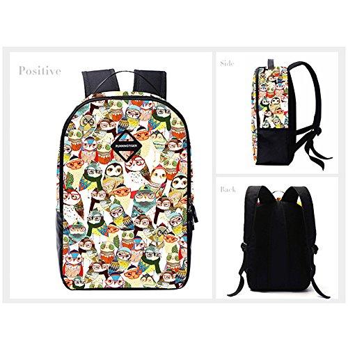 bonamana-owl-backpack-shool-bags-large-capacity-waterproof-teenager-travel-backpack-casual-rucksack-