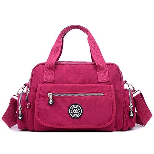 Tianhengyi, Damen Tasche Rosso Chiarissimo