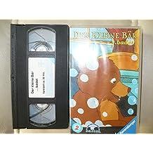 Der kleine Bär 2: Der kleine Bär badet [VHS] - Import Allemagne