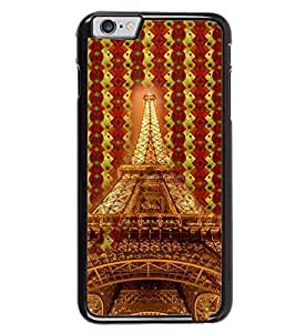 PRINTSWAG TOWER Designer Back Cover Case for APPLE IPHONE 6