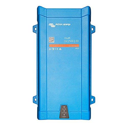 Victron Multi 12/500/20-16 230V 400W Spannungswalder 20A Battereladegerät Gerätekombi