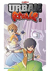 Urban Rivals Edition simple Tome 2