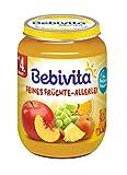 Bebivita Früchte Feines Früchte-Allerlei, 1er Pack (1 x 190 g)