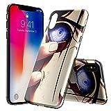 iPhone X Coque, KALKDA TPU Téléphone D'absorption De Choc Anti-Scratch Supporter La...