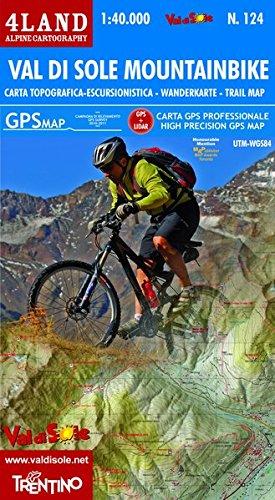 Val di Sole. Mountainbike percorsi mondiali por Enrico Casolari