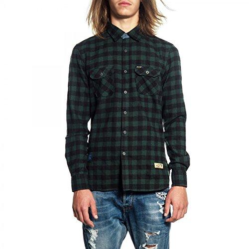 GIANNI LUPO Camicia GLS17065 Verde