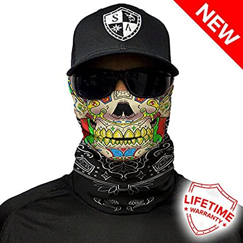 SA Company Face Shield Cagoule Plusieurs Designs Multi unkti Ons