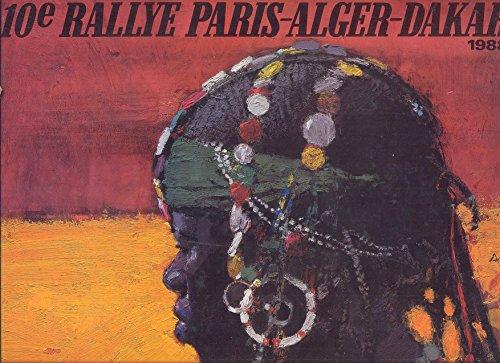 10e Rallye Paris-Alger-Dakar, The supreme 4WD challenge