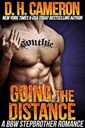 Going the Distance - A BBW Stepbrother Romance (English Edition)