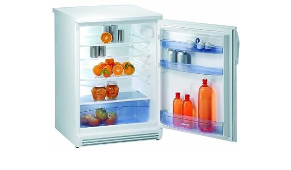 Gorenje Kühlschrank Modellnummer : Gorenje r 6168 w kühlschrank a 85 cm höhe 60 cm breite 117