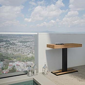 Consolle allungabile da esterno tavoli da giardino for Tavoli amazon