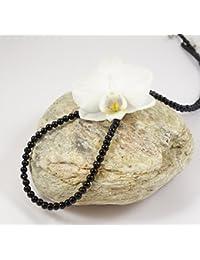 Gafas Banda/collar de piedras preciosas