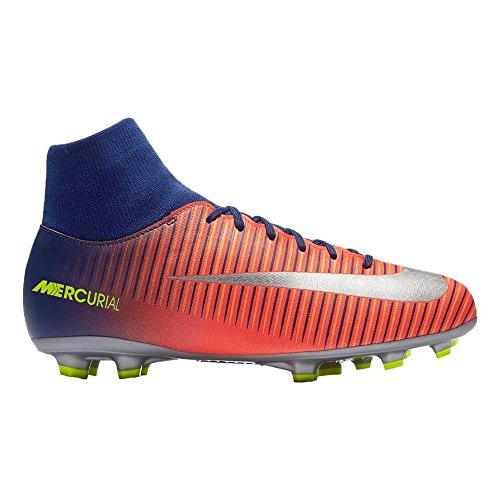 a1f32a8029bae Zapatillas de f¨²tbol Nike Jr.Victory VI Dynamic Fit FG (Sz.3.5Y) Deep  Royal Blue