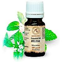 Melisse Öl 100% Naturreines Ätherisches 10ml - Reine & Natürliche Melissen Öl - Mellissa Indicum - Indien - Melissenöl... preisvergleich bei billige-tabletten.eu