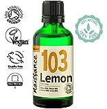 Naissance Huile Essentielle de Citron BIO Pressée à Froid (n° 103) - 50ml - 100%...