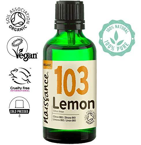 Naissance Limón BIO - Aceite Esencial 100% Puro -