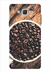 Noise Beans Cup Printed Cover for Samsung Galaxy J2