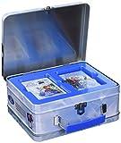 Winning Moves-0692-Gioco di carte, Valigia in metallo, motivo: Frozen