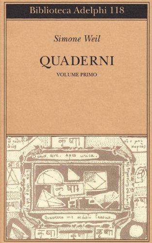 Quaderni: 1