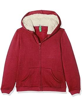 United Colors of Benetton Mädchen Jacke Jacket W/Hood L/S
