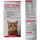Pawsitively Pet Care Sky Ec Cat Star Multi Vitamin & Coat Tonic For Cats And Kittens- 200 Ml