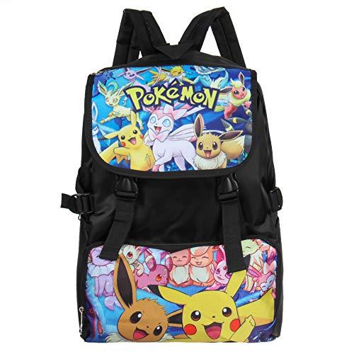 Bonamana Sac à dos Pokémon/Pikachu pour écoliers et...