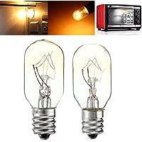 LED Glühbirne E12 Glasschirm Lampe Beleuchtung für Nähmaschine Kühlschrank C HV