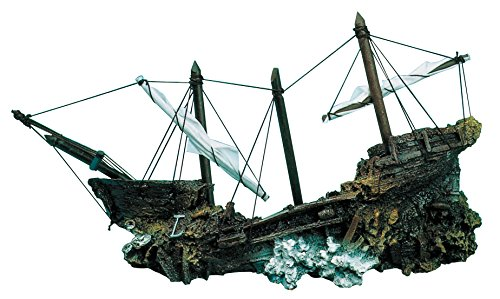 wave-galion-espagnol-objets-dornement-pour-aquariophilie-49-x-20-x-26-cm-taille-xl