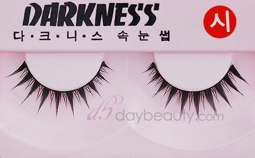 Darkness False Eyelashes SI by False Eyelashes SI
