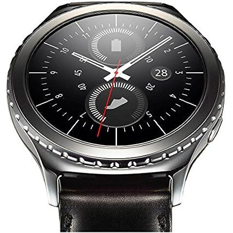 Samsung Gear S2 Classic Smart watch SM-R732, negro 4GB -Asia Version-