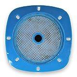LED Magnetscheinwerfer blau LED RGB